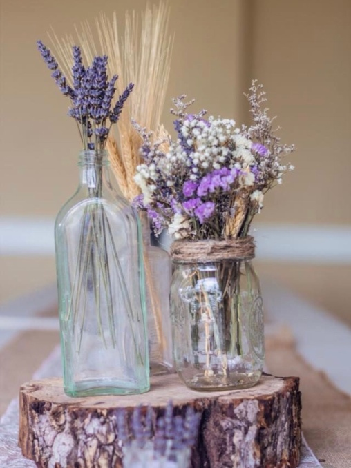 Centerpieces and Decor Accents