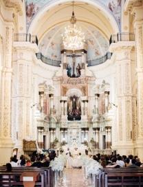 Ceremony Venue: Iglesia de San Francisco De Asis El Nuevo In Old Havana